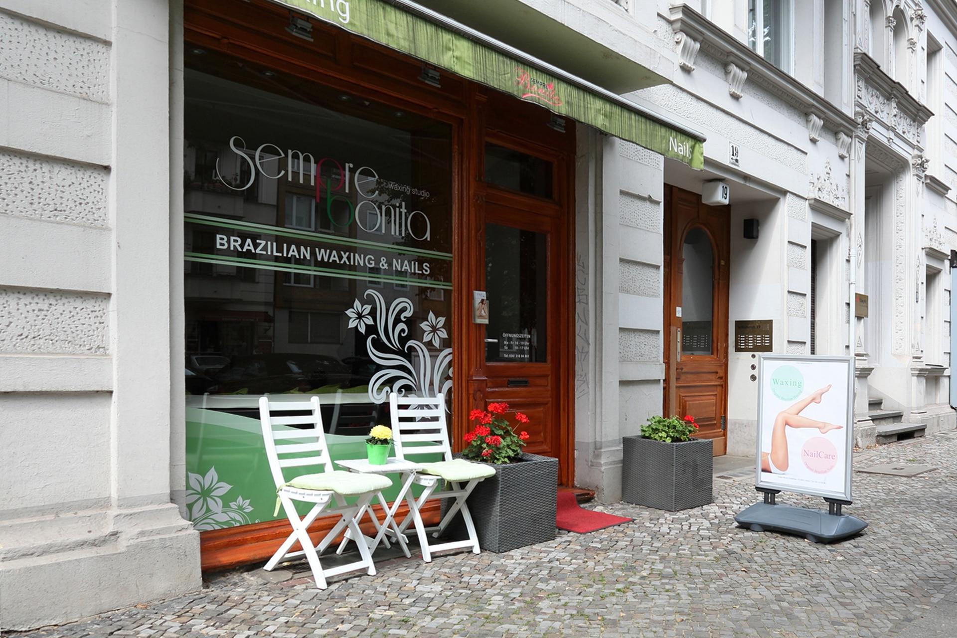 waxing berlin charlottenburg brazilian haarentfernung nails sempre bonita. Black Bedroom Furniture Sets. Home Design Ideas